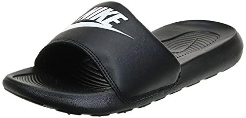 Nike Victori One, Scarpe da Squash Uomo, Black/White-Black, 42.5 EU