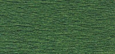 """Rayher 81008428 bricolage de crépon, 250 x 50 cm 30 g/m² €"""", rouleau, vert"""
