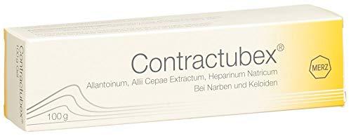 Contractubex® - Tubo da 100 grammi - Gel N3 - Originale Merz Germany - Migliore Crema per Cicatrici, Ustioni, Acne, Esiti Chirurgici - Esiti Rimozione Tatuaggi -