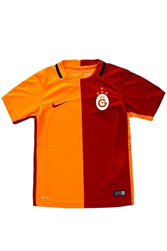 Nike Gs Ss Home Stadium JSY T-Shirt Galatasaray SS 2015/2016 für Jungen, Jungen, Gs Ss Home Stadium JSY, XL