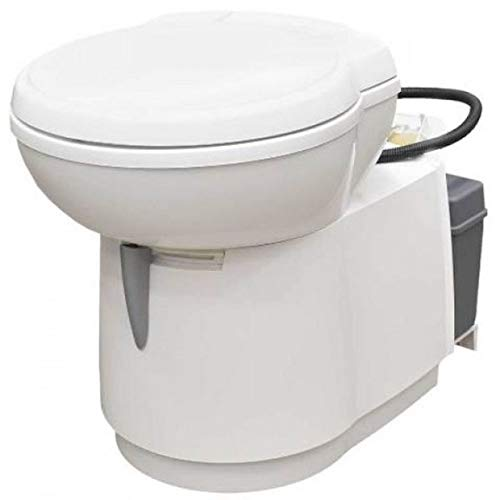 Thetford C263S Electric Toilet for RV with Holding Tank