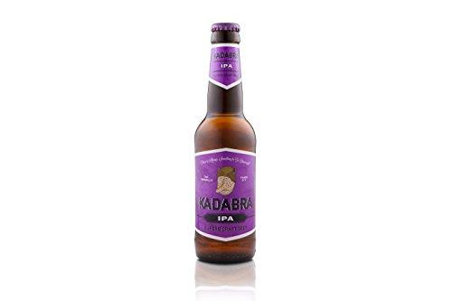 Cerveza KADABRA IPA caja de 12 unidades de 33cl