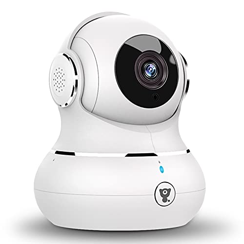 [New Upgrade]Littlelf Wifi Camera,Baby Monitor IP Camera 1080P Security...