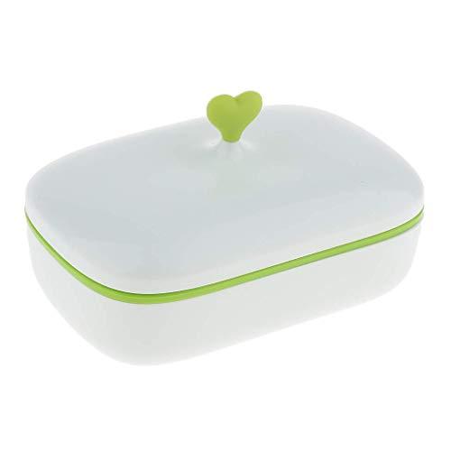Rose Rameng Portable Savon Porte-Bo/îte Conteneur Soap Box Bo/îte /à Savon Voyage