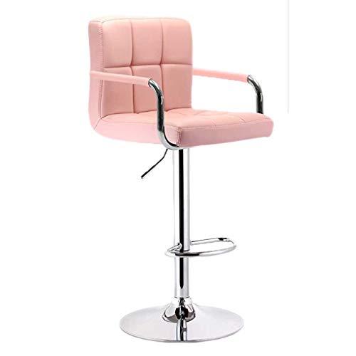 LINGZHIGAN Fauteuil de bar Chaise Home Minimaliste moderne Dossier Tabouret haut Chaise de bar Tabouret de bar (Couleur : E)