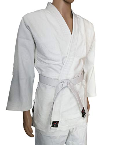 100/% cotone 550 g Spirit white uniforme da allenamento di judo