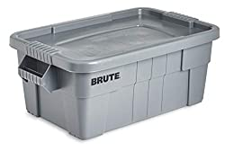 Rubbermaid Brute tote for Heavy duty storage