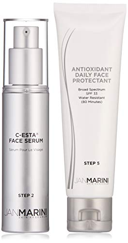 Jan Marini Skin Research Rejuvenate and Protect w/ Antioxidant DFP SPF 33