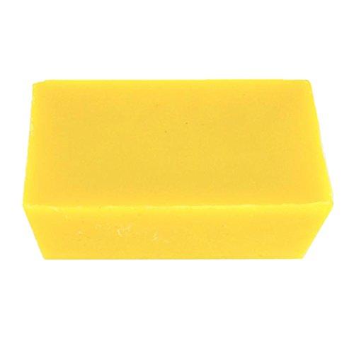 Fenteer 500g Bijenwas Premium Kwaliteit Cosmetische Kwaliteit Diy Lippenbalsem Kaars Maken