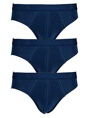 Ten Cate Sport Slip Heren 3-Pack Basic Cotton (3399)