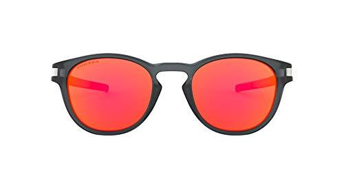 Oakley Latch Gafas de Sol, Negro 52 para Hombre