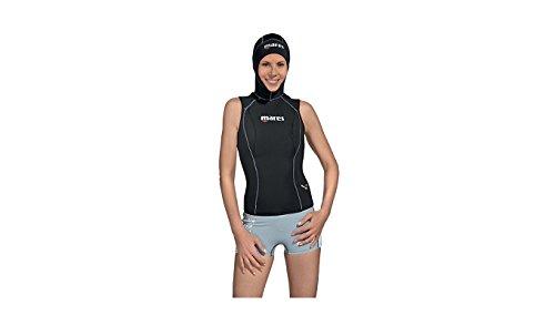 Mares Vest Flexa 5.3 She Dives - Chaleco de Buceo con Capucha para Mujer, Color Negro, Talla S5