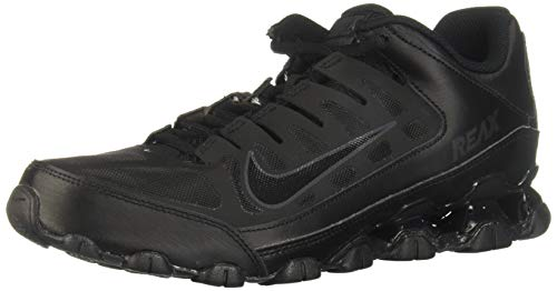 Nike Nike Reax 8 Tr Mesh, Scarpe da Ginnastica Basse Uomo, Nero (Black/Black/Anthracite 001), 41 EU