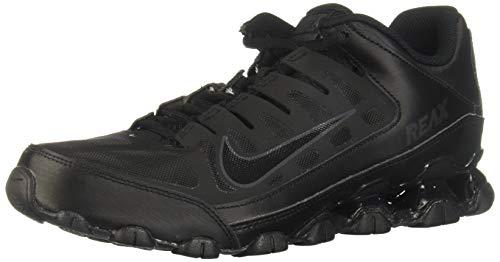 Nike Herren Reax 8 TR MESH Laufschuhe, Schwarz (Black/Black/Anthracite 001), 42 EU
