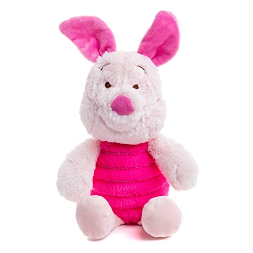 Disney Baby Winnie The Pooh and Friends Stuffed Animal Plush Toy, Piglet