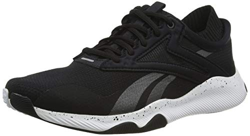 Reebok Herren HIIT TR Cross Trainer, Black/White/None, 46 EU