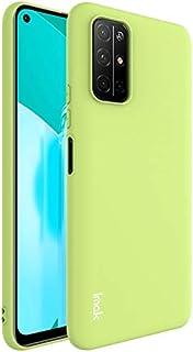 YXCY Huawei Honor 30S UC-1シリーズ耐震性曇りTPU保護ケースのためのAYDD (Color : Green)