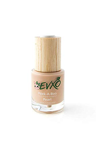 EVXO Organic Liquid Mineral Foundation Review