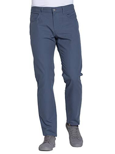 Carrera Jeans - Pantalone per Uomo, Tinta Unita, Tessuto in Tela IT 56