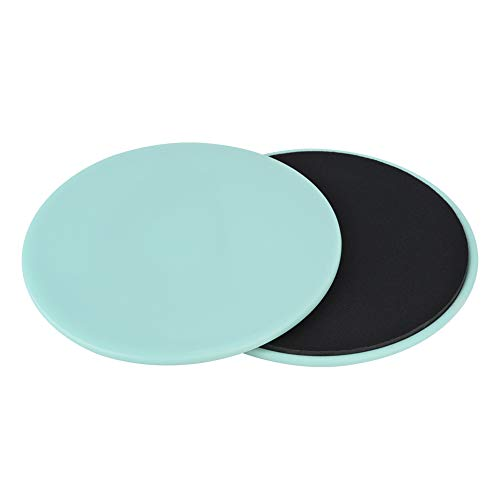 Read About oenbopo 2PCS Exercise Sliding Gliding Disc for Yoga Dance Balance Training Fitness Core S...