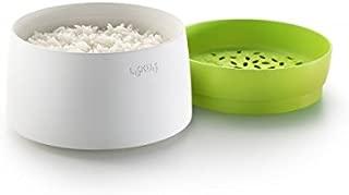Lekue Microwave Rice and Grain Cooker, Model # 0200700V06M500, Green