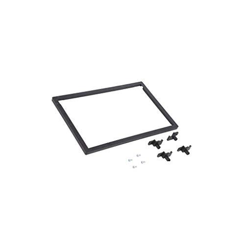 LCD7-FRAMEKIT Frontal bezel Application LCD-OLINUXINO-7TS Colour black