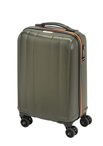 Princess Traveller Montreal Traveller with TSA Lock Koffer, 33 Liter, Olive Green