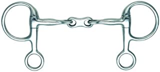 hanging snaffle french link