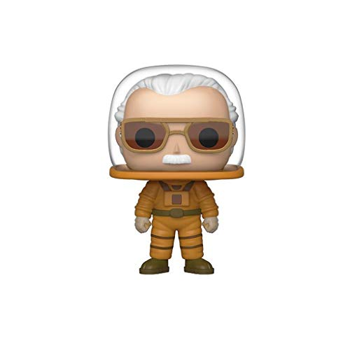 C S POP x Stan Lee! Stan in Guardians of The Galaxy Figure Collectible Statues Bobbleheads Bust - 3.9inch image