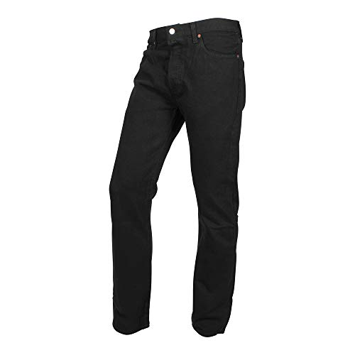 Levi's 501 Original Fit, Jeans da Uomo 501-1155 Clean 38W x 36L