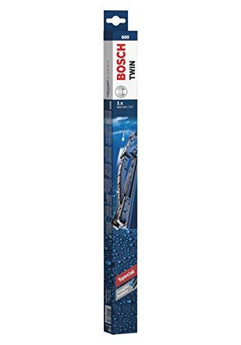 Bosch Scheibenwischer Twin600, Länge: 600mm – einzelner Scheibenwischer für Frontscheibe