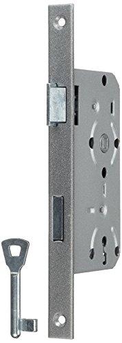 HSI 286300.0 Einsteckschlösser für Zimmertüren Stulpe eckig links BB 72mm 1 St