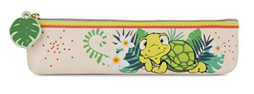 NICI 42938 Pencil case Panther Jerome, 19 x 7 x 7 cm, Multi-Coloured