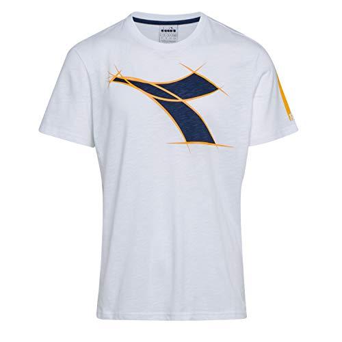 Diadora - T-Shirt SS T-Shirt FREGIO für Mann (EU S)