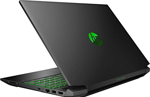 Product Image 1: 2021 New HP Pavilion 15.6″ FHD Gaming Laptop, AMD 6-Core Ryzen 5 4600H Up to 4.0 GHz (Beats i5-9300H), 16GB RAM, 256GB SSD + 1TB HDD, Nvidia GeForce GTX 1650 Graphics, Win 10 Home + Oydisen Cloth