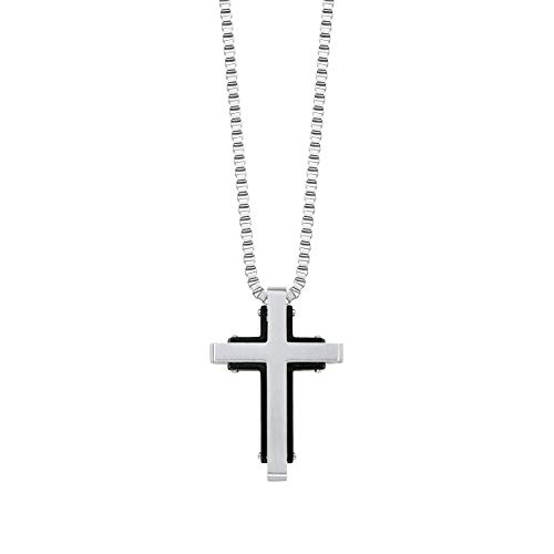 s.Oliver Men Stainless Steel Necklace