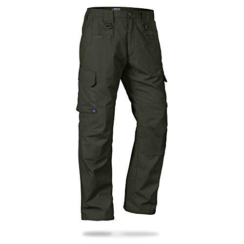 LA Police Gear Men's Operator Tactical Pant