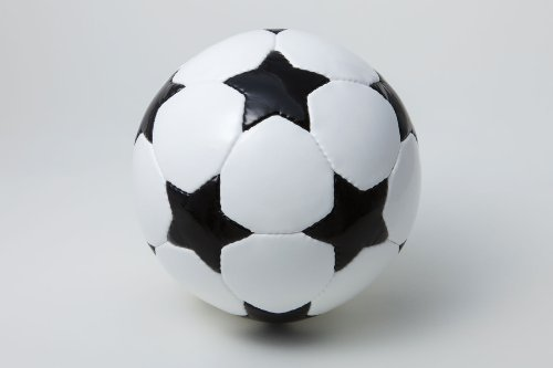 Perrocaliente ペロカリエンテ STAR BALL スターボール [ブラック/ホワイト] フットサルボール
