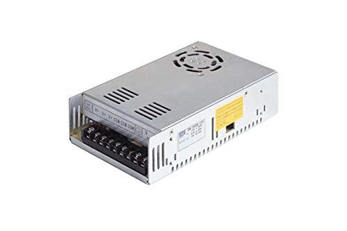BES 23671 Alimentatore 12V, 30A, 220V, Stabilizzato Switch Trimmer Ventola