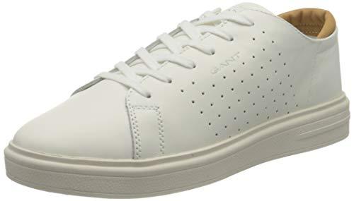 GANT Footwear Herren FAIRVILLE Sneaker, Weiß (White G29), 45 EU