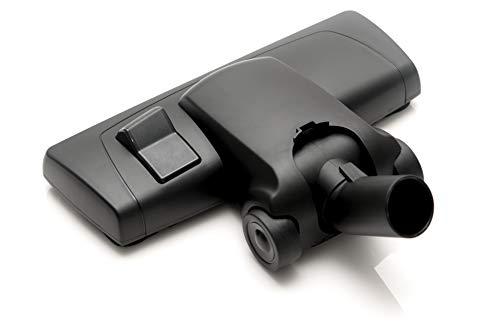 Svoyon Premium 32mm universale Staubsaugerdüse für AEG Electrolux, Numatic, Philips, Haier, Midea, EJE, ROWENTA, LG (Schwarz, 29.5)