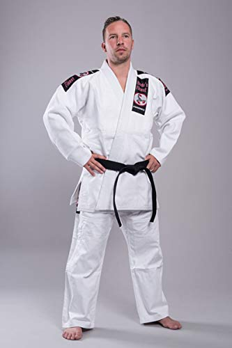 BJJ-MMA Anzug BUDO's Finest Größe 160 von Phoenix Budosport
