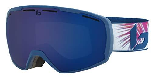 Bollé Laika Skibrillen Matte Blue Hawai Unisex-Erwachsene Small/Medium