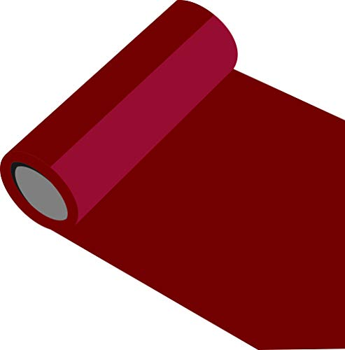 Orafol - Oracal 751 - 31cm Rolle - 5m (Laufmeter) - Dunkelrot / hochglänzend, A170oracal - 751 - 5m - 31cm - 03 - Dunkelrot - Autofolie / Möbelfolie / Küchenfolie