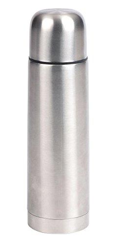 Baby Thermosflasche 500 ml Edelstahl in/out mit Einhand Sicherheitsverschluss