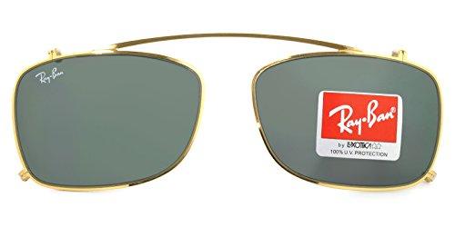 【Ray-Ban国内正規品販売認定店】RX5228C 250071 55サイズ Ray-Ban (レイバン) サングラス クリップオン CLIPON 前掛け 前かけ RX5228 メンズ レディース