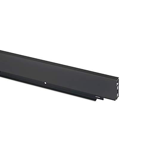 Blum Stahlrückwand für LEGRABOX 800 mm Systemhöhe M (Innenmaß: 103 mm) oriongrau ZB7M736S.6