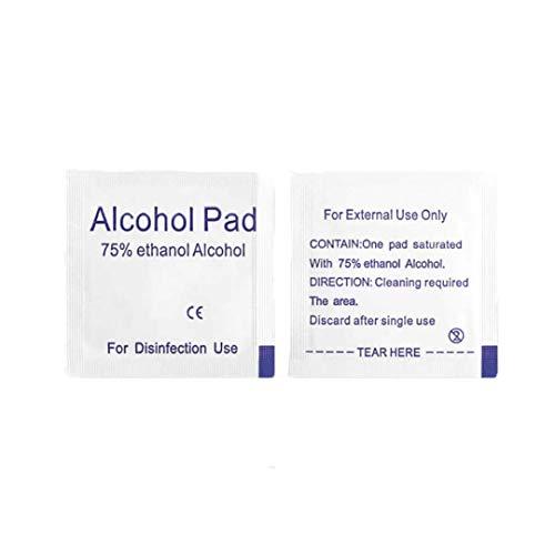 Medimed Toallitas Desinfectantes 75% alcohol. 100 uds en sobres individuales (10)