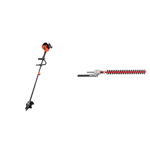 Amazing Deal Remington RM2700 Ranchero Gas String Trimmer and Dual Hedger Attachment