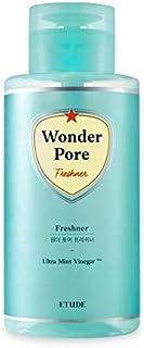 ETUDE HOUSE Wonder Pore Freshner 500ml (16.9 fl. Oz) | Refreshing Pore Care Toner with Upgraded Peppermint Vinegar that Cl...